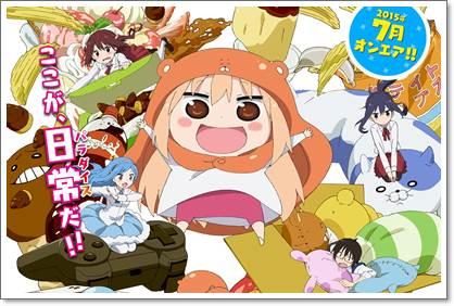 来期の新作 2015夏アニメおすすめ期待度ランキング(7月スタート)